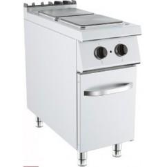 Masina de gatit, Linia 90, alimentare electrica, 2 plite