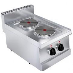 Masina de gatit, Linia 60, alimentare electrica, 2 plite