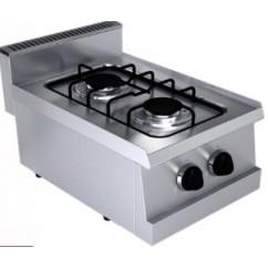 Masina de gatit, Linia 60, alimentare gaz, 2 arzatoare
