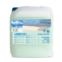 Sanitec Laundry Soft/whity Amm.muschio Kg. 20