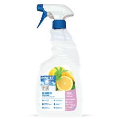 Sanitec Deo Fresh Deodorant Menta & Lamaie 750Ml