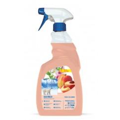 Sanitec Deo Fresh Deodorant Piersica & Iasomie 750Ml
