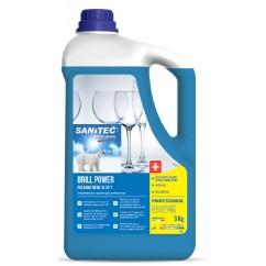 Sanitec Brill Power Solutie Clatire Kg.5